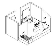 ADA Requirements for Bathroom