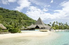 Summer Destinations To See Before It's Too Late, Moorea, French Polynesia, Intercontinental Moorea Resort