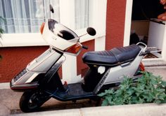 1987 Honda Spacy 125cc