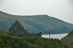 Kilchiaran chapel and bay, Isle of Islay