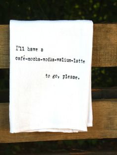 Hilarious Tea Towel