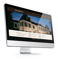 Web Pick of the Day, http://www.commarts.com/web-sites/chateau-ste-michelle.html