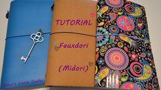 Tutorial Fauxdori / Midori DIY
