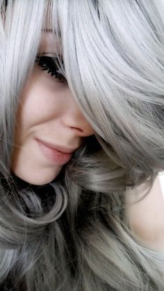 Granny hair color