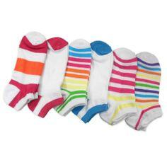 Women Fashion No Show Socks 6-Pack, Stripes Plain Fun Socks (AHB-3109) Teeheesocks,http://www.amazon.com/dp/B00H8W4PX6/ref=cm_sw_r_pi_dp_aGDQsb0ZZ8XF7KPG