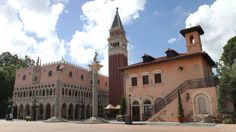 A Friday Visit with Jim Korkis: Italy in Epcot's World Showcase -
