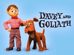Davey and Goliath - this is so funny seeing all these things from so long ago. early sunday morning, davey and goliath, then gumby and pokey. Old Cartoon Characters, Cartoon Dog, Famous Cartoons, Classic Cartoons, Kids Tv Shows, Childhood Days, Programming For Kids, Vintage Tv, Vintage Stuff