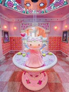 Hello Kitty's Room | by Jeremy Royall