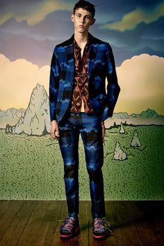 Marc by Marc Jacobs   Spring 2015 Menswear Collection   Style.com