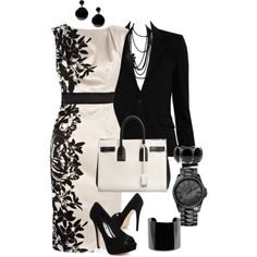 """Simply Chic"" by sisilem on Polyvore"