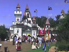 Minnesota renaissance festival main gates