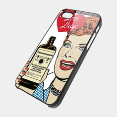 iPhone 5 Case I Love Lucy iPhone 4 / 4S Case NDR2 by CaseApartment, $14.99