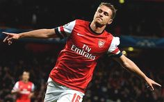 Ramsey deserves to be on my board because he is my idol and he's now the best at Arsenal.