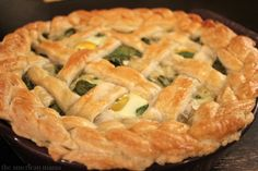 WARNING: You will be asked to make this, again and again. Spinach Pie good for breakfast, lunch, or dinner & such an easy recipe! A Spinach recipe that's also a great recipe for kids? SHUTUP.