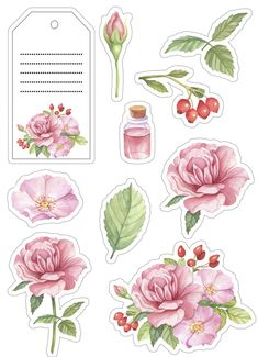 Making A Bridal Shower Scrapbook – Scrapbooking Fun! Printable Planner Stickers, Journal Stickers, Scrapbook Stickers, Printables, Stickers Kawaii, Cute Stickers, Homemade Stickers, Tumblr Stickers, Bullet Journal Ideas Pages