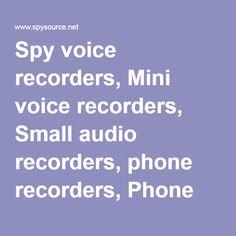 spy telephone recording download