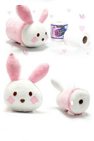 CUTE RABBIT Tissue Box