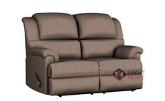 Harlow Dual Reclining Loveseat by Palliser.