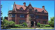 The historic Barker Mansion in Michigan City, just blocks from Lake Michigan Michigan City Indiana, Indiana Beach, Indiana Dunes, Lake Michigan, Casinos In Michigan, Mansion Tour, Places Around The World, Trip Advisor, City Photo
