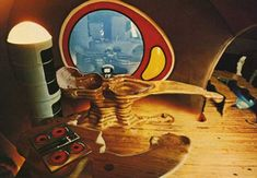 Ant Farm, House Of The Century (1972) - Interior