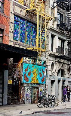 East Village ~ New York City, New York