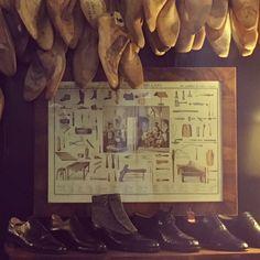Shoemaker / cordwainer / snob / cobbler shop