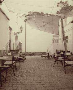 Café Engel, Helsinki (Kino Engel at summer nights) Helsinki, Capital City, Summer Nights, Finland, Places, Movies, Angels, Lugares