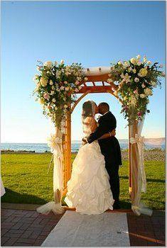Wedding, Ceremony, Decor, Outdoor, Arches