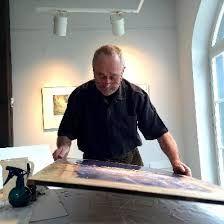 Bildergebnis für guntram funk aquarellmalerei Griddle Pan, Watercolour Paintings, Pictures, Grill Pan