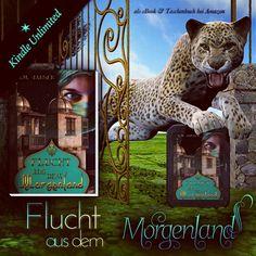 Du brauchst keinen gefährlichen Leoparden überwältigen, um eine spannende Geschichte zu erleben – bei Amazon bekommst du dieses Buch als eBook und Taschenbuch bequem und unkompliziert nach Hause geliefert. ► Flucht aus dem Morgenland - (Teil 1 der Morgenland-Reihe)  #Bücher #Lesen #Kindle #Lesetipp #Morgenland http://www.amazon.de/dp/B00M9QVRJ6 http://www.amazon.de/dp/150017467X Autorenwebseite: http://rubinherz.wix.com/index