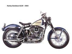 H-D XL 1964 - Classe!