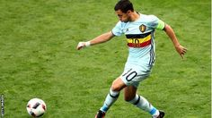 Chelsea midfielder Eden Hazard has suffered a fractured right ankle while training on international duty, the Belgian Football Association says. www.royalewins.net