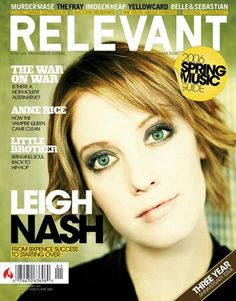 March/April 2006 issue of RELEVANT Magazine featuring Leigh Nash, Yellowcard, the Fray and more. Click through to check it out.