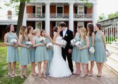 Colleen Miller Events | Virginia Wedding Planner | UVA Chapel Wedding | Tom Daly Photography
