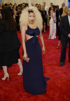 Nicki I Met Gala 2013: See All the Red Carpet Looks - The Cut