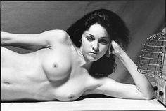 Merry Christmas: Nude Madonna by Martin Schreiber.