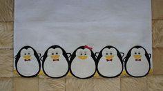 toalha de mesa em patchwork com pinguins - Pesquisa Google
