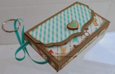 Mini Tag Book - In A Box