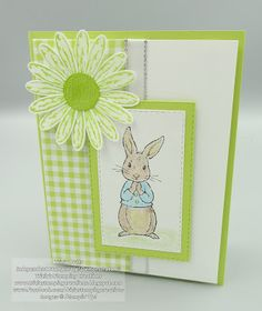 Tricia's Stamping Creations: GSF Stampers Choice Blog Hop Kids Cards, Baby Cards, Egg Card, Stamping Up Cards, Animal Cards, Cards For Friends, Pretty Cards, Folded Cards, Homemade Cards