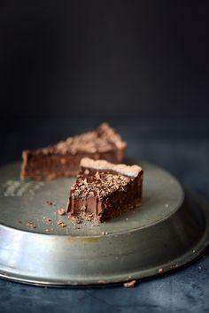 Madame Gateau: Tarte au chocolat