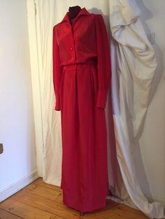 Maxi Kleid in Rot for €8.00 in Barmbek-Süd, Hamburg