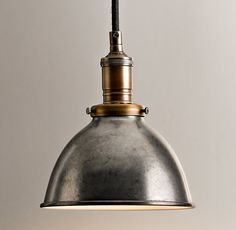 Hallway/ Boys Room/ Kitchen Bar Industrial Era Task Small Pendant