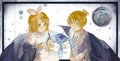 Vocaloid, Kaito, Kagamine Rin And Len, Twins, Anime, Pictures, Fictional Characters, Zelda, Universe