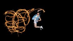 sparklers - an animated GIF project by ryan enn hughes