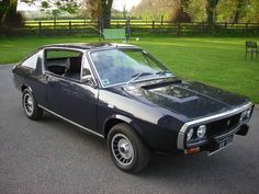 1976 Renault 17 gordini New cogs/casters could be made of cast polyamide which I can produce