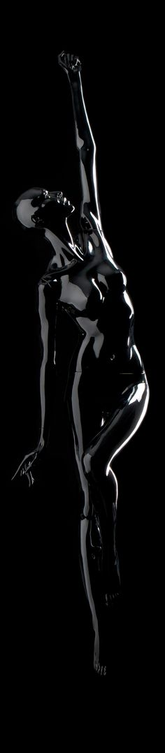 ♥ glossy mannequin