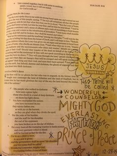 Isa 9:8 - Prismacolor pencils and FC Pitt pen.  #biblejournaling #illustratedfaith