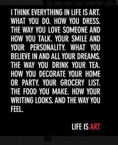 ~Helena-Bonham-Carter | so completely true I agree whole heartedly with this Create your aura...you are unique.