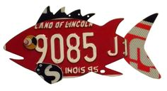 1000 ideas about license plate crafts on pinterest for Colorado out of state fishing license