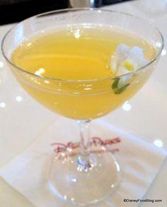 Sake Martini at California Grill #DisneyWorld